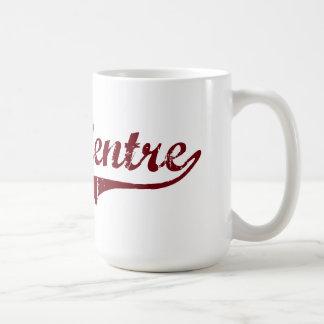 Centre Alabama Classic Design Basic White Mug