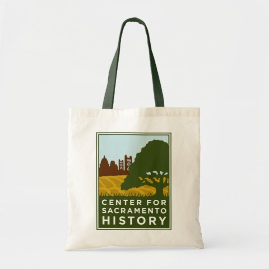 Centre for Sacramento History Tote