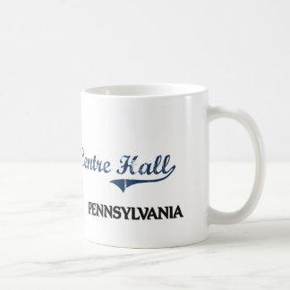 Centre Hall Pennsylvania City Classic Basic White Mug