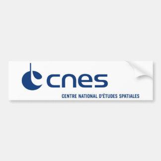 Centre national d études spatiales bumper sticker