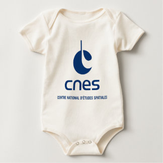 Centre national d'études spatiales baby bodysuit