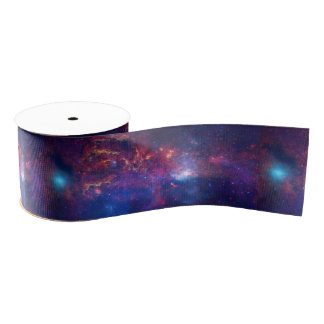 Centre of the Galaxy - Milky Way Grosgrain Ribbon