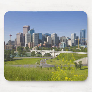 Centre St Bridge and Downtown Calgary, Alberta, 2 Mouse Pad