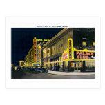 Centre Street, Reno, Nevada Postcard