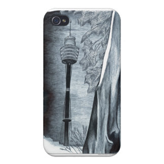 Centrepoint (Sydney - Australia) Case For The iPhone 4