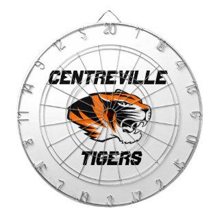 Centreville Tigers Dartboard
