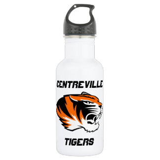 Centreville Tigers 532 Ml Water Bottle