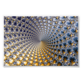 Centrifractality - Fractal Art Photographic Print