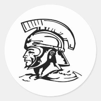 Centurion Spartan Roman Sticker