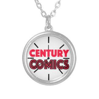 Century Comics Logo Necklace