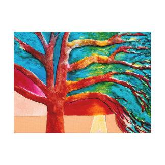 Century Tree Canvas Print