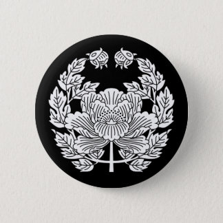 Century v e of the Imperial Guards peony _18 r.2 6 Cm Round Badge