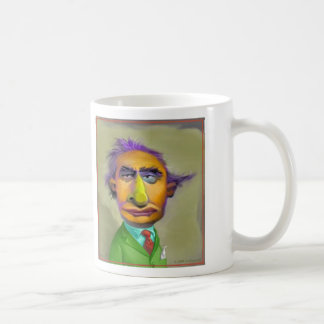 CEO, Carny International Basic White Mug