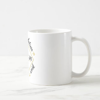 CEO of Me Dream Believe Work Repeat Mug