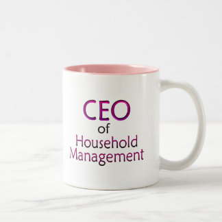CEO Two-Tone MUG