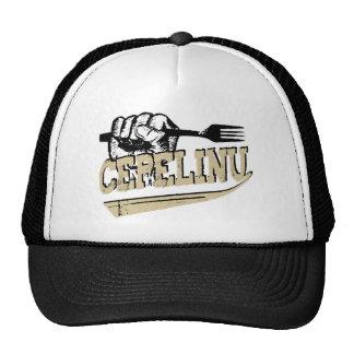 Cepelinu marskineliai (potato dumplings) trucker hat
