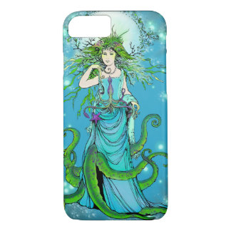 Cephalopod Princess iPhone 7 Case