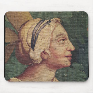 Cephalus and Procris, detail of head of Mouse Mat