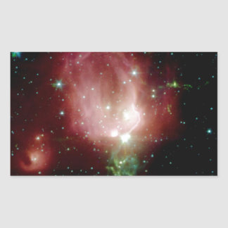 Cepheus Valentine's Day Rectangular Sticker