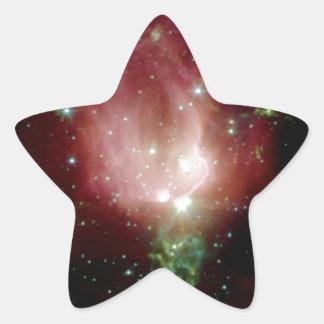 Cepheus Valentine's Day Star Sticker