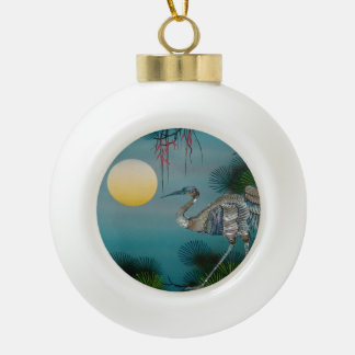 ceramic ball by highsaltire ceramic ball christmas ornament