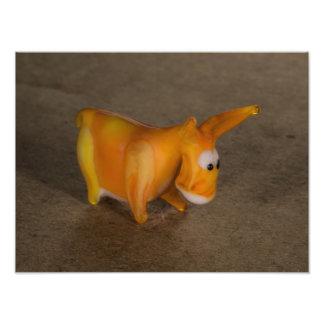 Ceramic Donkey Photo Art