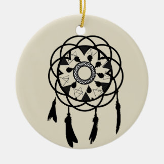 Ceramic Dream Catcher Decoration