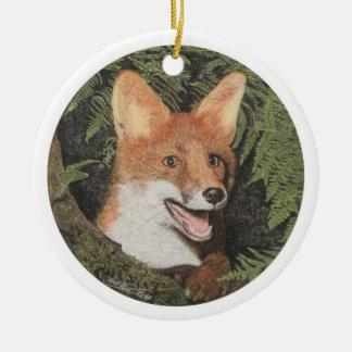 Ceramic Pendant Christmas Ornament