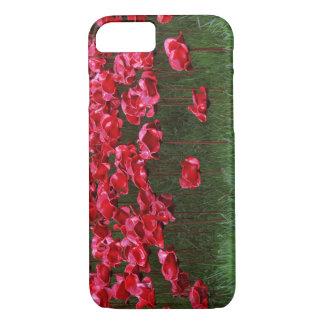 Ceramic Poppies iPhone Case