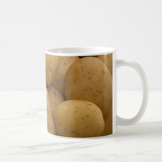 Ceramic potato mug/cup coffee mug