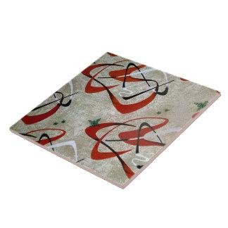 Ceramic Tile : BOOMERANG 2 - PRAIRIE ROSE