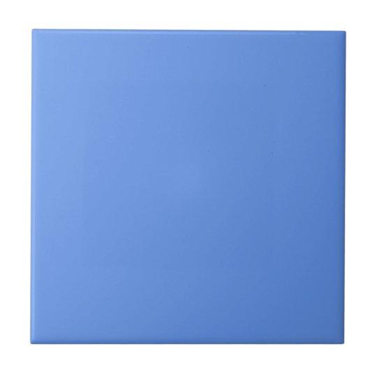 CERAMIC TILE - CORNFLOWER BLUE