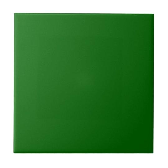 CERAMIC TILE - DARK GREEN