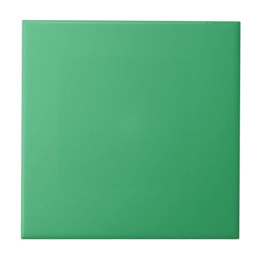 CERAMIC TILE - MEDIUM SEA GREEN