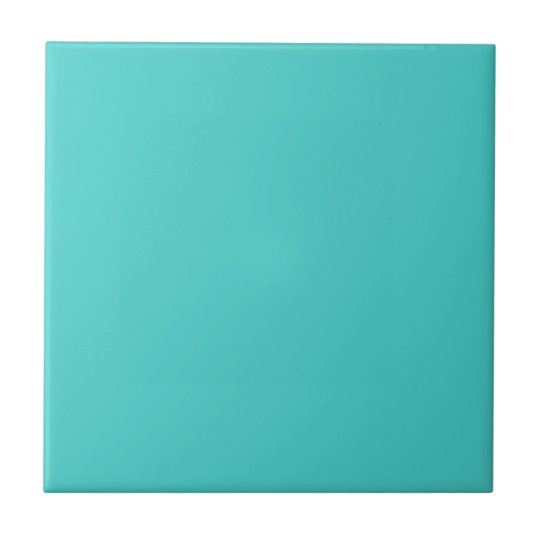 CERAMIC TILE - MEDIUM TURQUOISE