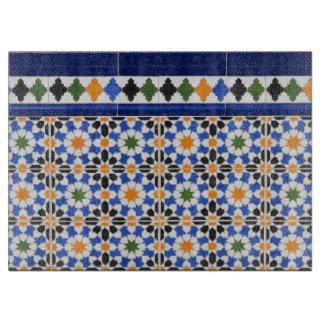 Ceramic tiles from Granada Cutting Board