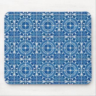 Ceramic tiles mouse mat