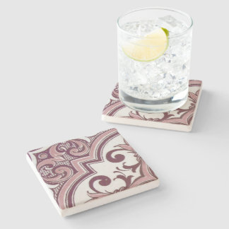 Ceramic tiles stone beverage coaster