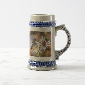 Ceraunus Blue Butterfly Mug