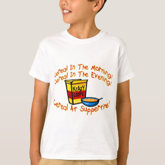 Cereal All The Time T-Shirt