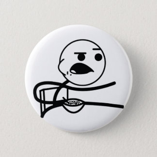 Cereal Guy 6 Cm Round Badge