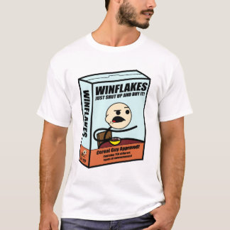 Cereal Guy Box (Colour) T-Shirt