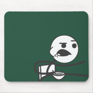 Cereal Guy Mousepad