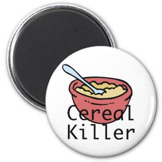 Cereal Killer 6 Cm Round Magnet