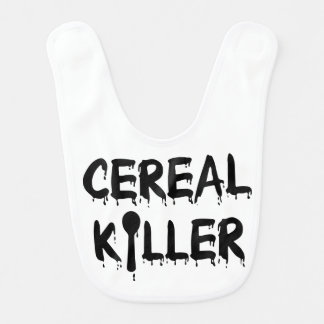Cereal Killer Bibs