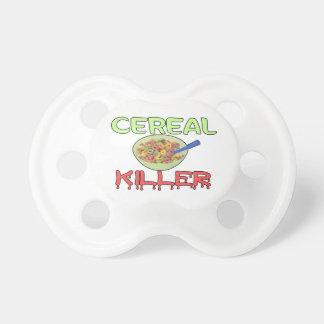 Cereal Killer Baby Pacifier