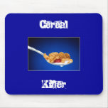 Cereal Killer mouse pad