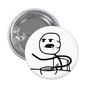 Cereal Meme Guy 3 Cm Round Badge