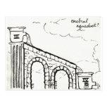 Cerebral Aqueduct postcard
