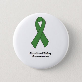 Cerebral Palsy Awareness Button